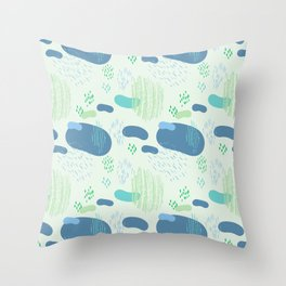 So Fresh! Throw Pillow