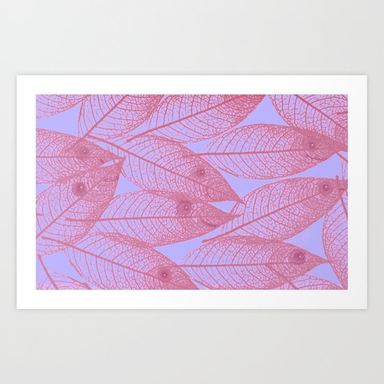 underwater dream Art Print