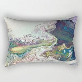 """Abolone Shell"" Rectangular Pillow"