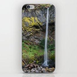 Elowah Falls, Oregon iPhone Skin