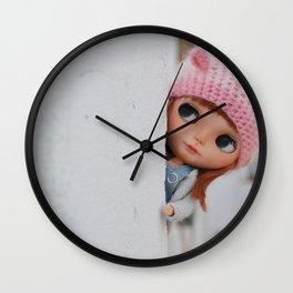 Honey - Boo Wall Clock