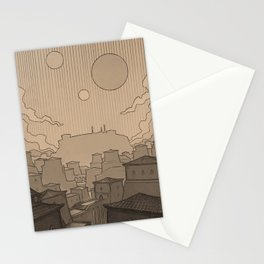 City of Gems Stationery Cards