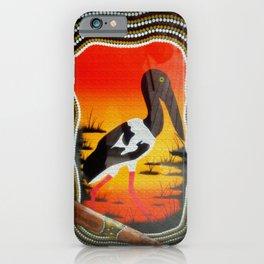 Aborignal Art #1 iPhone Case