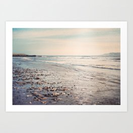 Lightness of  the dream Art Print