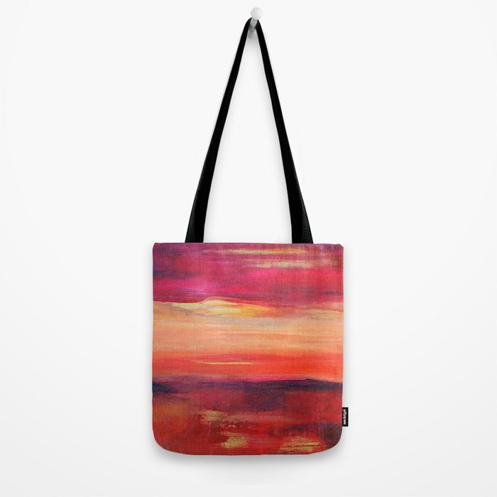 The Golden Lining Tote Bag