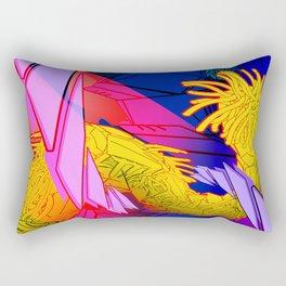 AUTOMATIC WORM 7 Rectangular Pillow