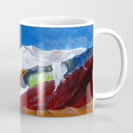 Tibetan laundry Coffee Mug