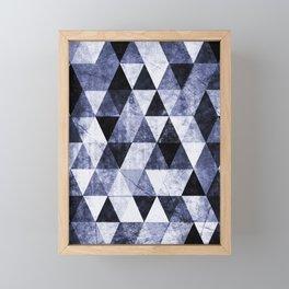 Abstract #965 Framed Mini Art Print