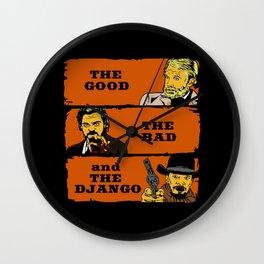 The good the bad and the Django Wall Clock