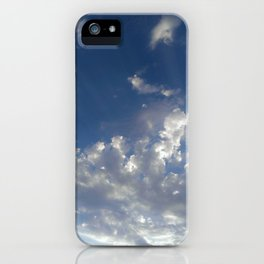 Silver Lining iPhone Case