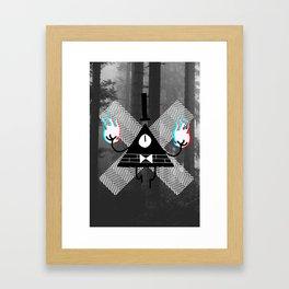 Weirdmageddon Framed Art Print