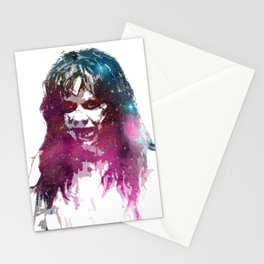 Galaxy Linda Blair Regan MacNeil The Exorcist Stationery Cards
