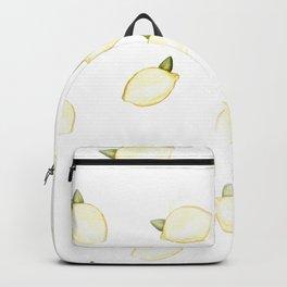 Lemony Backpack