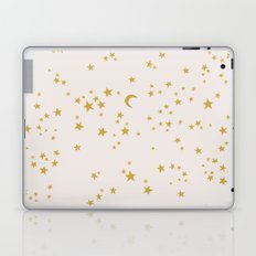 GOLD SKY Laptop & iPad Skin