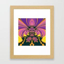 Inner Light Journey Framed Art Print