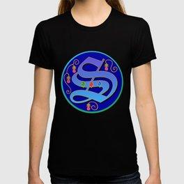 Letter S T-shirt