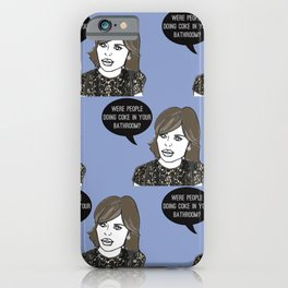 Your Bathroom iPhone Case