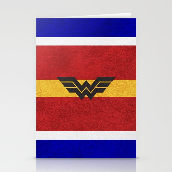 Wonderful Colors Stationery Cards