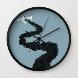 Eight One Five. Wall Clock