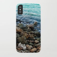 Layers in nature iPhone X Slim Case