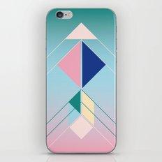 Tangram Arrow For iPhone & iPod Skin