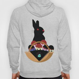 Chocolate Bunny and Friends! Hoody