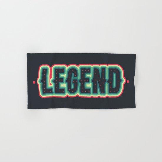 Legend Hand & Bath Towel
