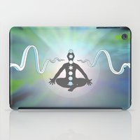 zen iPad Cases featuring Zen by Janss
