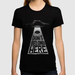 Because I'm a Creep T-shirt