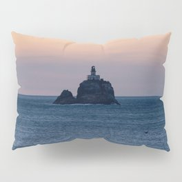 Oregon Coast Lighthouse Pillow Sham