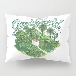 Garden World Pillow Sham