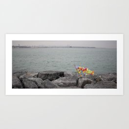 Bosphorus Art Print