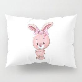 Cute little rabbit Pillow Sham