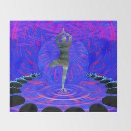 Samatva Throw Blanket