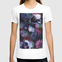 Moody Lenten Rose T-shirt