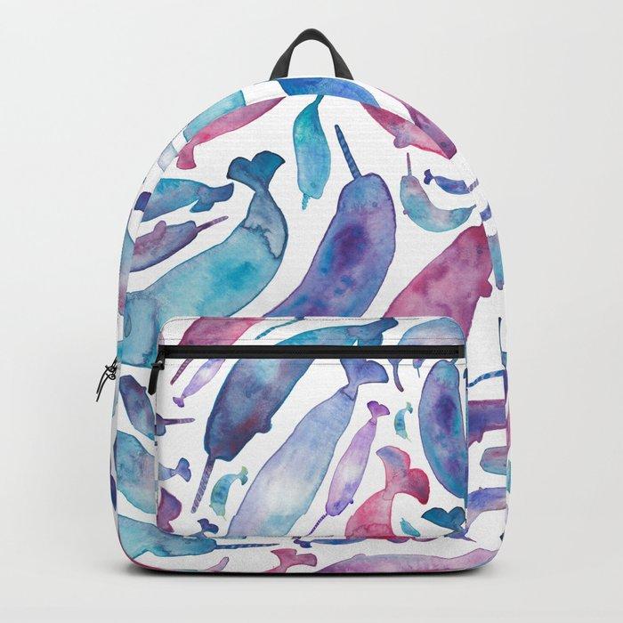 Unicorns + Mermaids = Uh-Maids...? Backpack