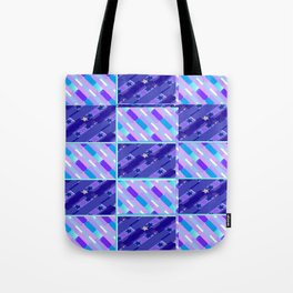 Kevin was here Tote Bag
