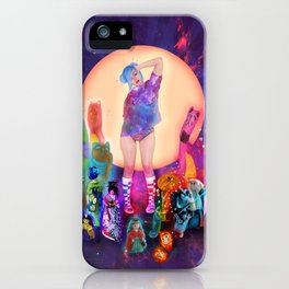 Silly Parade iPhone Case