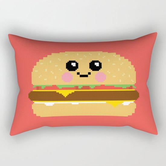 Happy Pixel Hamburger by moukikbutt