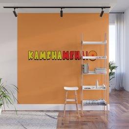 Kamehameha! Wall Mural