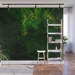All green Wall Mural