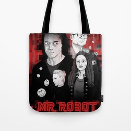 control_is_an_illusion Tote Bag