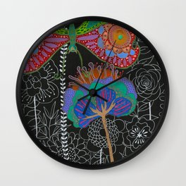 Courtship Wall Clock