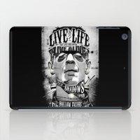 frankenstein iPad Cases featuring Frankenstein by Jared Andolsek