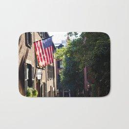 Acorn Street- Boston Bath Mat
