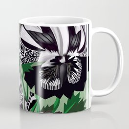 The Partisan Pansy Seed Packet Coffee Mug