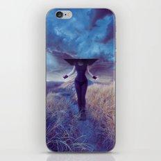 Entropic misadventure iPhone & iPod Skin