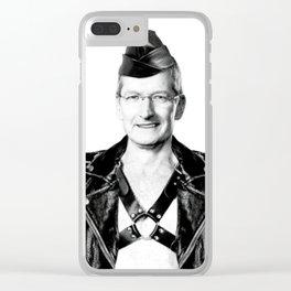 Tim Cock Clear iPhone Case