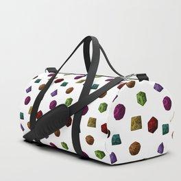Rainbow Gaming Polyhedron Dice Duffle Bag