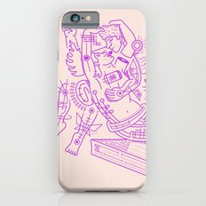 LOVE TILL BURN Slim Case iPhone 6s